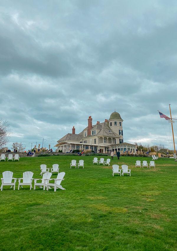 4 Days In Newport, Rhode Island