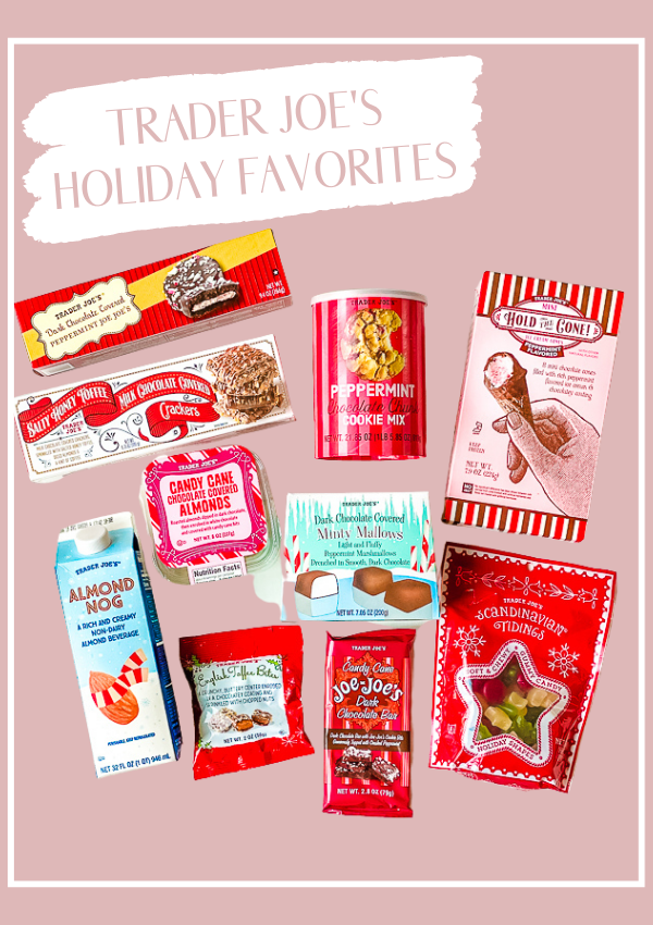 Trader Joe's Holiday Favorites
